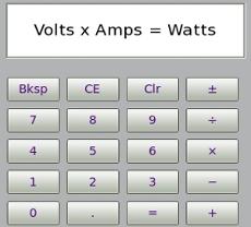 Convert Volt Amp Watts